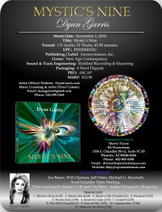 Mystic's Nine Promotional